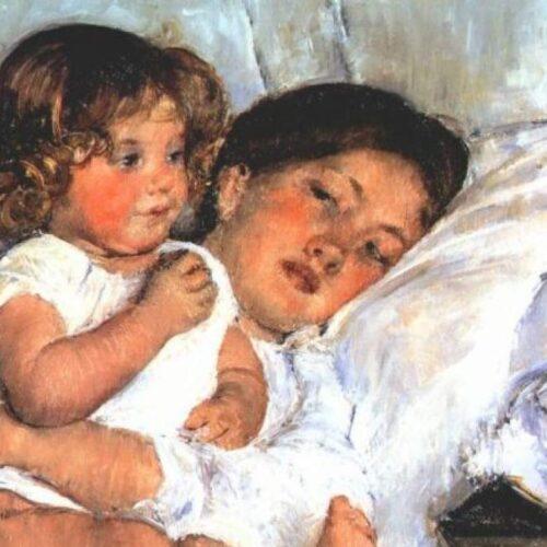 Μαίρη Κάσατ. Η γυναίκα που ζωγράφισε μοναδικά   μητέρες και  παιδιά