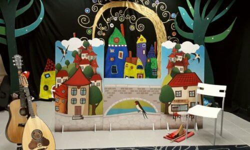 """""""Χελιδονοφωλιές"""" - Διαδραστική παράσταση με κούκλες με ελεύθερη είσοδο. Βέροια, Πέμπτη 23 Μαΐου"""