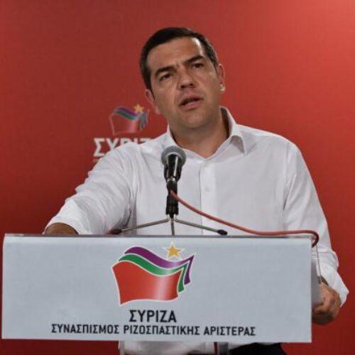 Πρόωρες εκλογές ανακοίνωσε ο Πρωθυπουργός