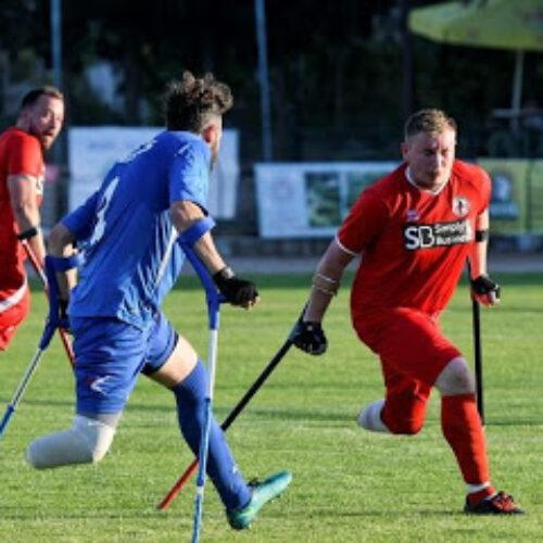 Ποδόσφαιρο Ακρωτηριασμένων: Στη Ρόδο  Εθνική Ελλάδος με Βέλγιο. Τριπλή Ημαθιώτικη παρουσία