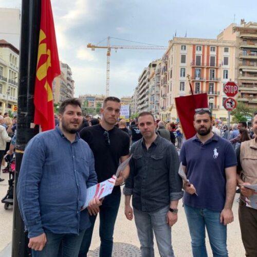 Ο Σωτήρης Αβραμόπουλος υποψήφιος περιφερειάρχης Κ. Μακεδονίας για τα 100 χρόνια από την Γενοκτονία των Ποντίων