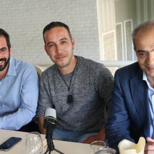 Δουλουμπέκης – Τσιόγκας: «Αγωνιζόμαστε με τον ΣΥΡΙΖΑ για μια κοινωνική Ευρώπη & Ελλάδα»
