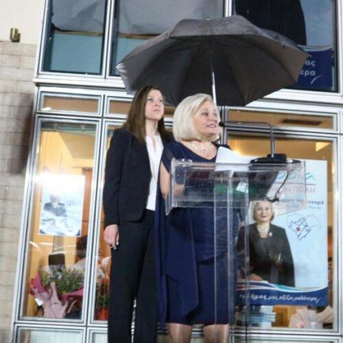 """Γεωργία Μπατσαρά: """"Την Κυριακή θα είμαστε πρώτοι!"""""""