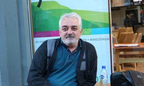 """Κώστας Κεφαλίδης: """"Το να αγωνίζεσαι για το αύριο της πόλης που μεγάλωσες σε δικαιώνει ως πολίτη"""""""