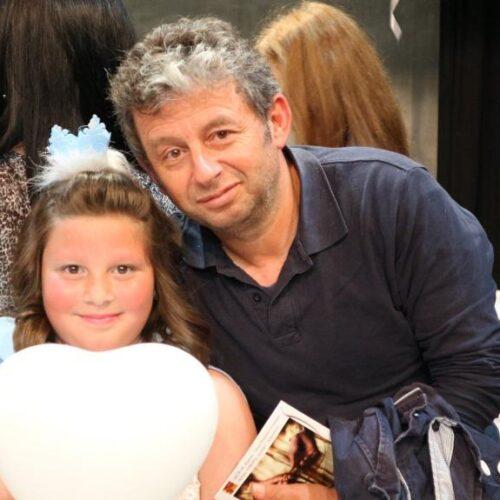 Ο Γιώργος Μελιόπουλος και η... κακιά βασίλισσα!