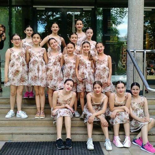 Η Σχολή Χορού της ΚΕΠΑ Δήμου Βέροιας στο Βασιλικό Θέατρο στη Θεσσαλονίκη