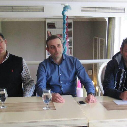 Ο υποψήφιος Περιφερειάρχης της Λαϊκής Συσπείρωσης Σωτήρης Αβραμόπουλος στη Βέροια: «Αγωνιζόμαστε για ριζικές αλλαγές»