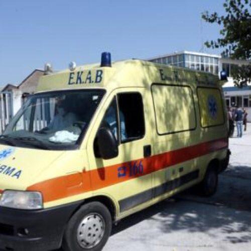Θανατηφόρο ατύχημα στην Ημαθία -  Σύγκρουση τρένου με Ι.Χ
