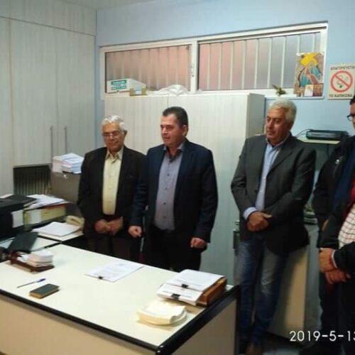 Κώστας Καλαϊτζίδης: Άριστη η συνεργασία με τους ΤΟΕΒ Ημαθίας