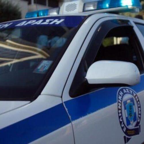 Σύλληψη 38χρονου στη Βέροια για εκκρεμή  καταδικαστική απόφαση