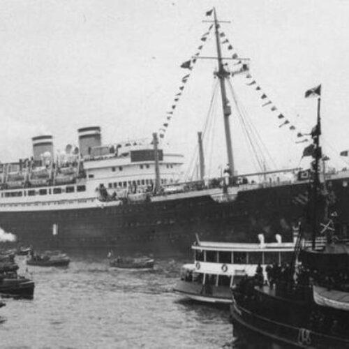 """Το τρομακτικό ταξίδι του χαμού, των 937 """"καταραμένων"""" ψυχών επάνω στο πλοίο Saint Louis"""