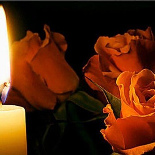 Συλλυπητήριο του  Μιχάλη Χαλκίδη  για το θάνατο του Θανάση Τζίκα