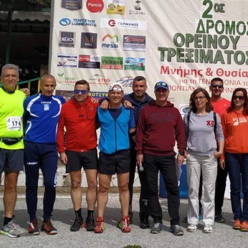 Αποτελέσματα του Συλλόγου Δρομέων Βέροιας από τον 2ο αγώνας ορεινού τρεξίματος Μνήμης και Θυσίας του Ποντιακού Ελληνισμού