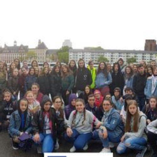 Το 5ο Γυμνάσιο Βέροιας στην Ισπανία και τη Γερμανία στα πλαίσια προγράμματος Erasmus+