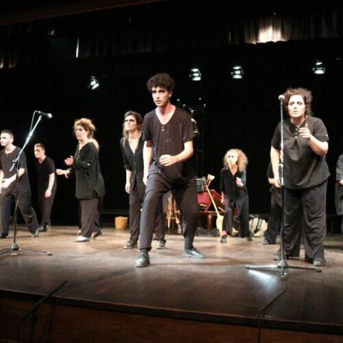 """""""Οι Άθλιοι"""" από το ΔΗΠΕΘΕ Βέροιας. Μια ανατρεπτική μουσική παράσταση επαγγελματικών προδιαγραφών"""