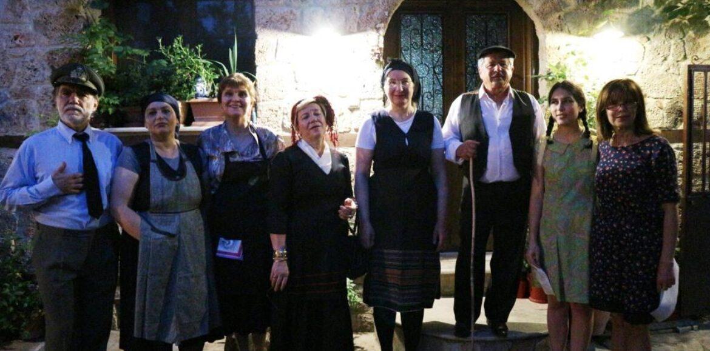 """Κυριώτισσας Ουτοπία """"Φωτιές τ' Αγιαννιού"""" - Ζωντανεύοντας λαϊκές φιγούρες της Παλιάς Βέροιας και μνήμες"""