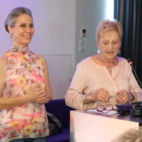 """""""Γυναίκα και άσκηση"""". Μια εξαιρετική διάλεξη της Μένιας Καζάκη από το Λύκειο Ελληνίδων Βέροιας"""