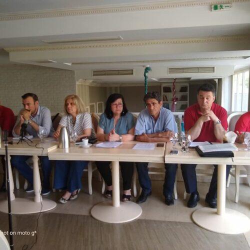 Οι Υποψήφιοι Βουλευτές του ΚΚΕ στην Ημαθία - Παρουσιάστηκε το ψηφοδέλτιο