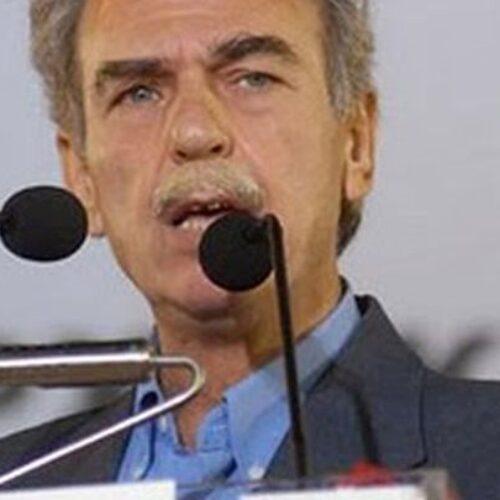 Ο Σπύρος Χαλβατζής νέος πρόεδρος στο ΔΣ του Συνδέσμου Φυλακισθέντων Εξορισθέντων Αντιστασιακών (1967-1974)