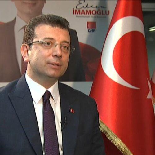 Εκλογές Κωνσταντινούπολη - Νικητής ο Εκρέμ Ιμάμογλου με 53,98%