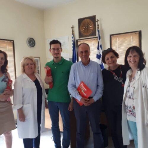 Επισκέψεις κλιμακίου υποψήφιων βουλευτών Ημαθίας του ΣΥΡΙΖΑ – Προοδευτική Συμμαχία