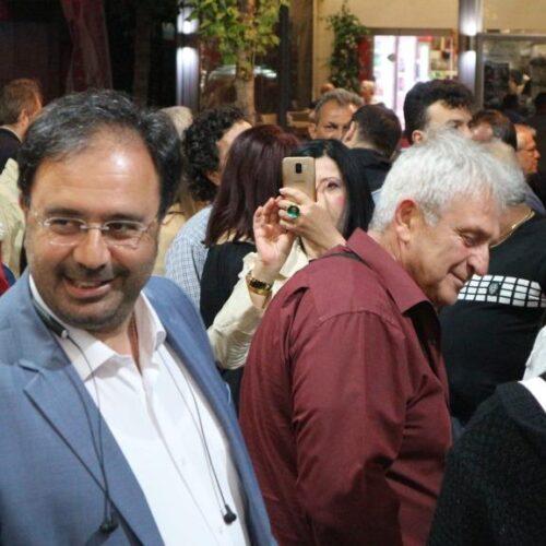 """Κώστας Βοργιαζίδης: """"Η νίκη μας είναι νίκη όλων των δημοτών. Συνεχίζουμε μαζί, μπροστά, ενωμένοι"""""""