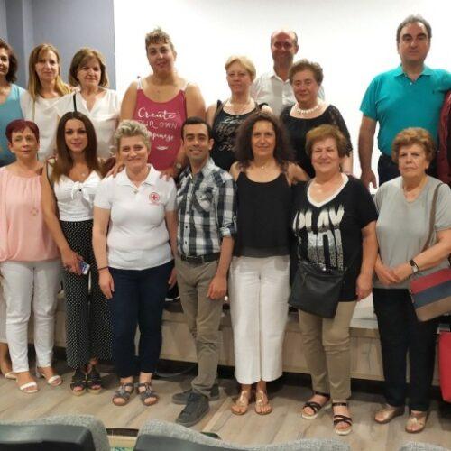 Επαναδραστηριοποίηση του τ. Νοσηλευτικής του Τμήματος Νάουσας του Ελληνικού Ερυθρού Σταυρού