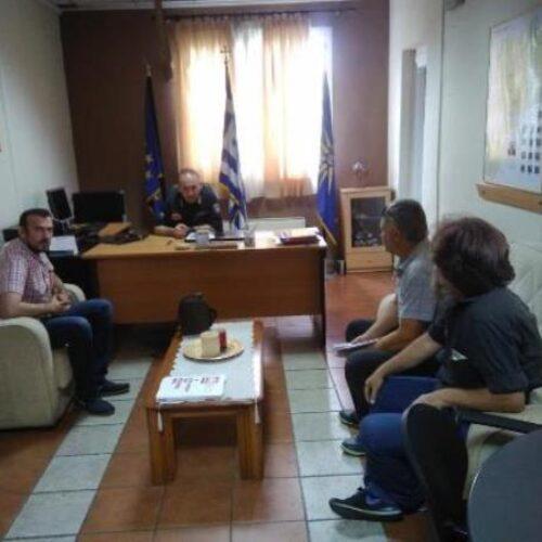Κλιμάκιο του ΚΚΕ πραγματοποίησε επισκέψεις σε δημόσιους φορείς της  Αλεξάνδρειας