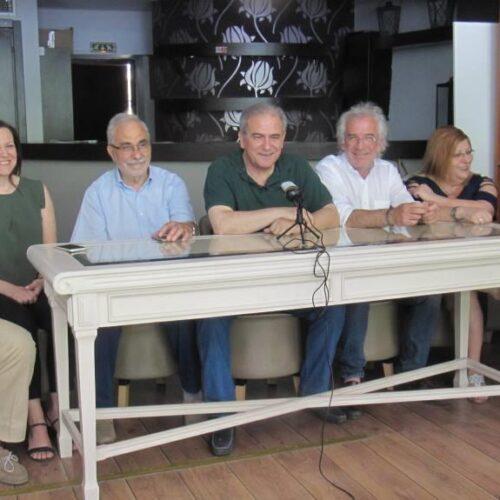 """Παρουσίαση ψηφοδελτίου του ΚΙΝΑΛ – """"Αισιοδοξούμε για έδρα στην Ημαθία"""""""