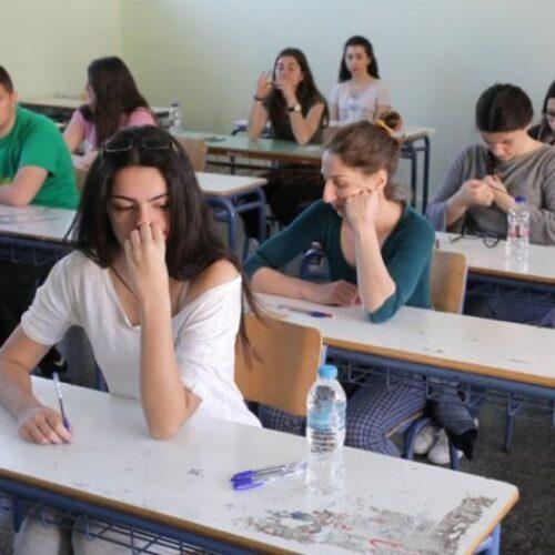 """""""Σκέψεις για τους υποψηφίους των Πανελλαδικών"""" γράφει ο Δημήτρης Τσιμούρας"""
