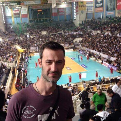"""Προπονητής του ΓΑΣ """"Αλεξάνδρεια""""  και την νέα αγωνιστική περίοδο ο Ιωάννης  Σταυρόπουλος"""