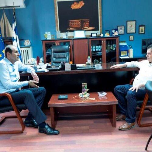 """Απ. Βεσυρόπουλος: """"Θα δώσουμε ξανά αξία στην ακίνητη περιουσία των πολιτών"""""""