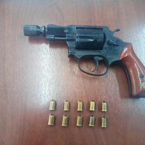 Συνελήφθη 70χρονος  στην Ημαθία για παράβαση της νομοθεσίας περί όπλων