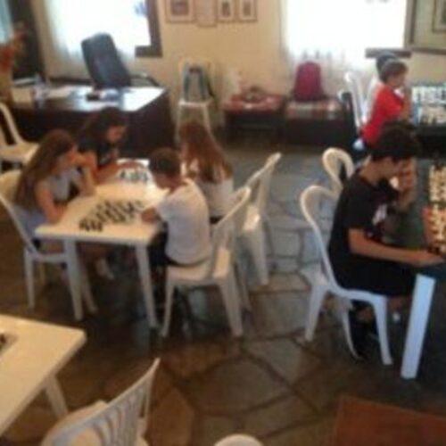 Το 3ο Τουρνουά Σκάκι στο Ξηρολίβαδο, Τετάρτη  24 Ιουλίου