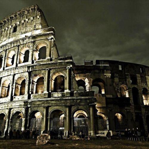 """""""Ρώμη... ρωμαλέα!"""" (α') γράφει ο Αριστοτέλης Παπαγεωργίου"""