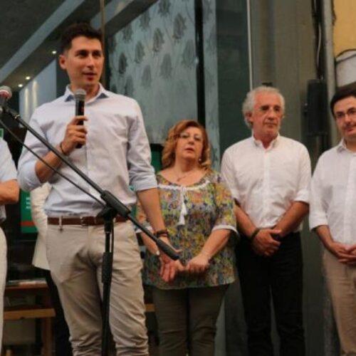 """Κεντρική Προεκλογική Συγκέντρωση του ΚΙΝΑΛ στη Βέροια: """"Αξίζουμε, θέλουμε και μπορούμε να έχουμε καλύτερες μέρες!"""""""