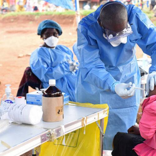 Παγκόσμια κατάσταση έκτακτης ανάγκης για επιδημία του Έμπολα από τον ΠΟΥ