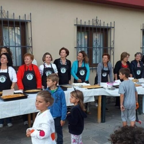 Η Γιορτή Πίτας στο Ξηρολίβαδο - Ο ΠΟΞ ευχαριστεί