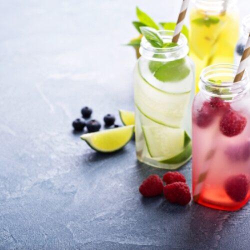 Η σωστή διατροφή για ενυδάτωση και προστασία από τον ήλιο και τις υψηλές θερμοκρασίες