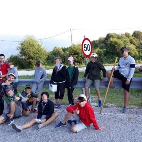 Ολοκληρώθηκε η κατασκήνωση της 5ης Ομάδας Προσκόπων Βεροίας - Από Σεπτέμβριο πολλές εκπλήξεις