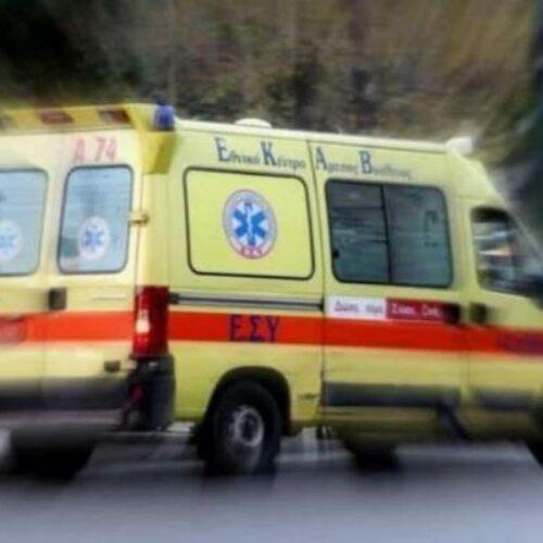 Νεκρός 35χρονος από τροχαίο στην παλαιά εθνική οδό Θεσσαλονίκης – Βέροιας