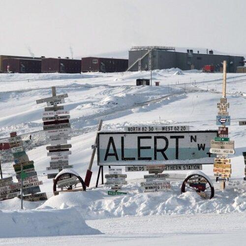 Θερμοκρασία ρεκόρ 21 βαθμών καταγράφηκε στον Βόρειο Πόλο!