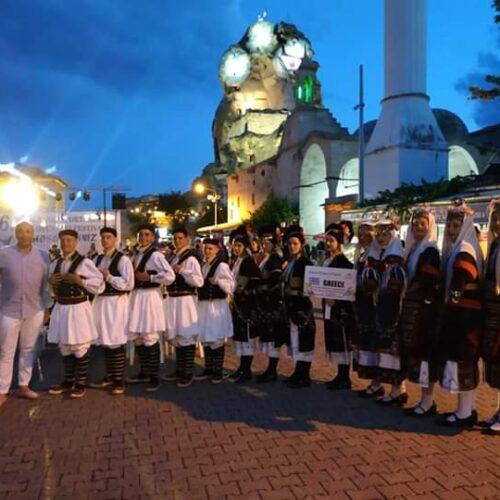 Λύκειο  Ελληνίδων Βέροιας: Στο δρόμο προς την Καππαδοκία