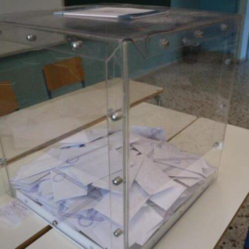Βουλευτικές Εκλογές 2019: Η σειρά κατάταξης στην Ημαθία των υποψηφίων ΝΔ και ΣΥΡΙΖΑ στο 60% των εκλογικών τμημάτων