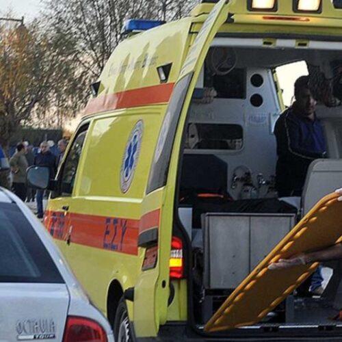 Θανατηφόρο τροχαίο με θύμα 21χρονο οδηγό μοτοσικλέτας   στο Μακροχώρι Ημαθίας