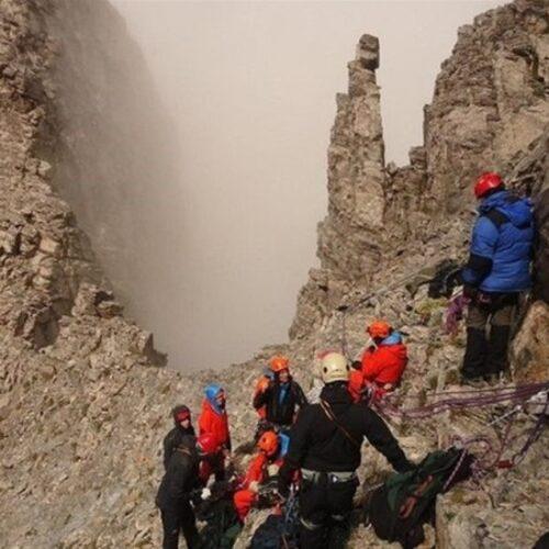 Ατύχημα στον Όλυμπο - Σε εξέλιξη επιχείρηση διάσωσης για τραυματισμένη ορειβάτισσα