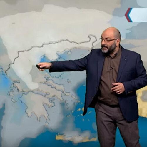 Σάκης Αρναούτογλου: Η φονική κακοκαιρία είχε προβλεφθεί (video)