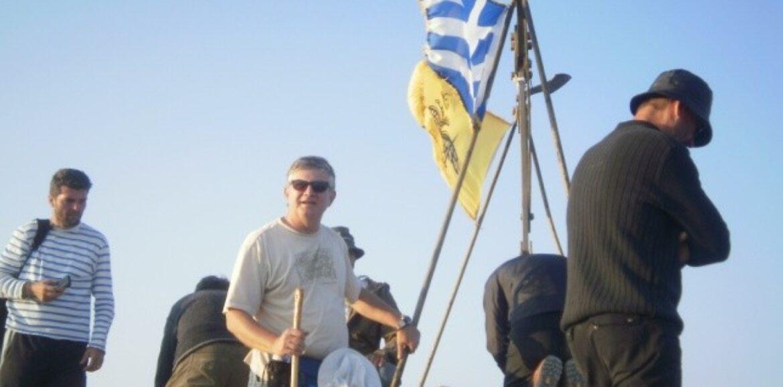 """""""Οδοιπορικό προς την κορυφή του όρους ΑΘΩΣ"""" γράφει ο Αλέξανδρος Τρομπούκης"""