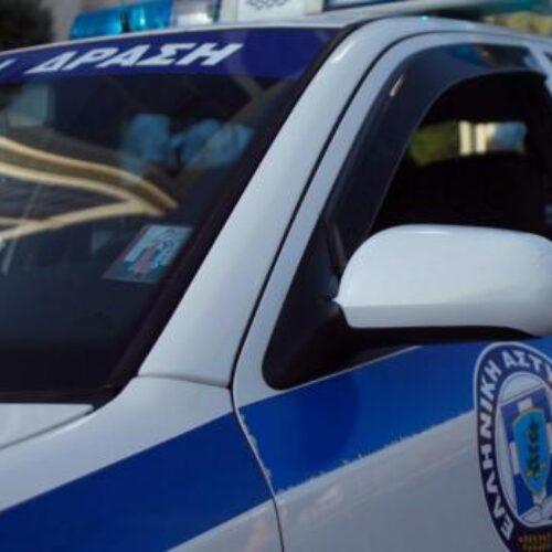 Σύλληψη 32χρονου στη Βέροια για εκκρεμείς  καταδικαστικές αποφάσεις