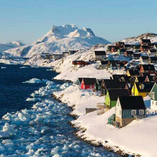 Αδιανόητο! Ο καύσωνας απειλεί και τη Γροιλανδία!